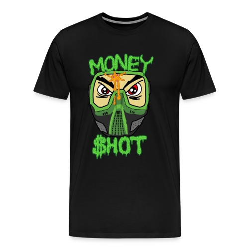 Paintball Money $hot T-Shirt - Men's Premium T-Shirt