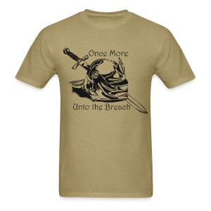 Shakespeare and Steel Men's T - Men's T-Shirt