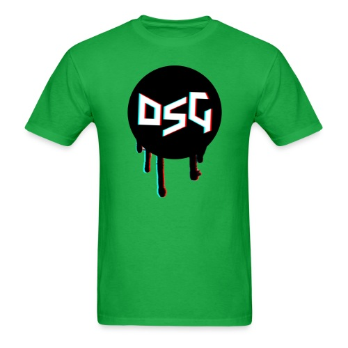 GREEN - Men's T-Shirt