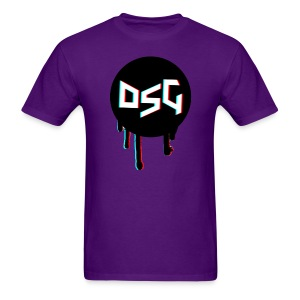 PURPLE - Men's T-Shirt