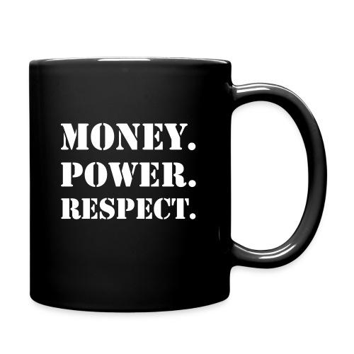Respect - Full Color Mug