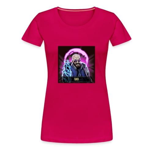 Rad Affliction Darkest Dungeon Women's T-Shirt - Women's Premium T-Shirt