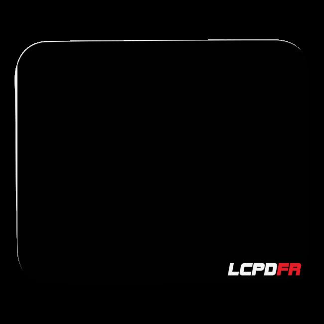 LCPDFR Logo Mousepad