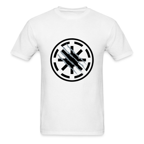 Men's Hyena Logo T-Shirt  - Men's T-Shirt