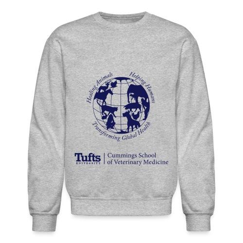 Crewneck Sweatshirt - Globe - Crewneck Sweatshirt