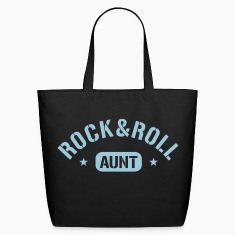 Rock And Roll Aunt Bags & backpacks