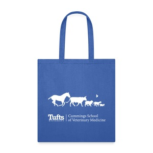 Canvas Tote - Running Animals - Tote Bag