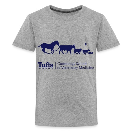 Kid's T-shirt - Running Animals - Kids' Premium T-Shirt