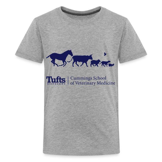 Kid's T-shirt - Running Animals