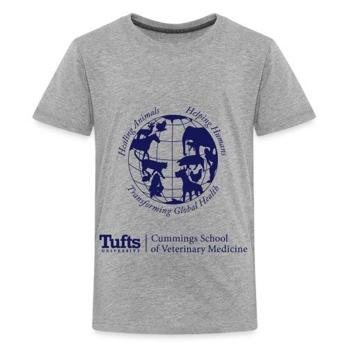 Kid's T-shirt - Globe - Kids' Premium T-Shirt