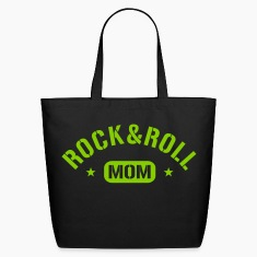 Rock And Roll Mom Bags & backpacks