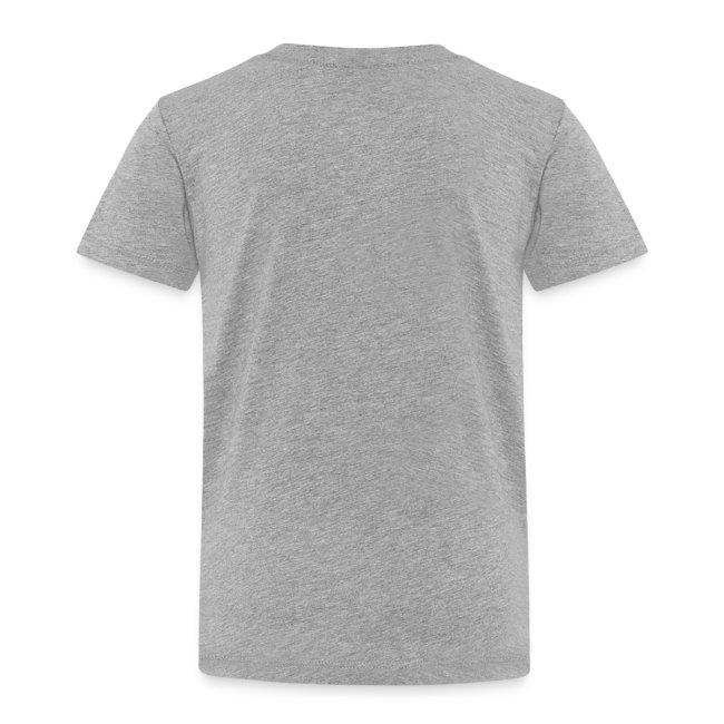 Toddler T-shirt - Running Animals