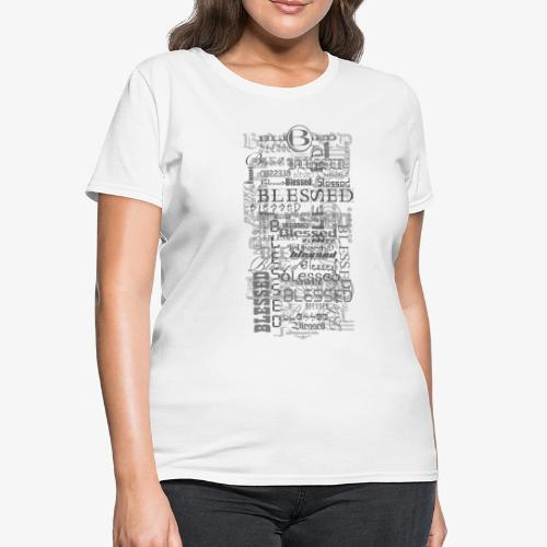 Blessed All-Over - Women's T-Shirt