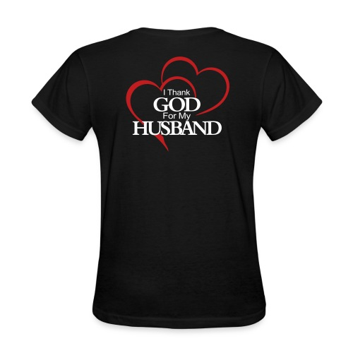 TGod Husband - st - Women's T-Shirt