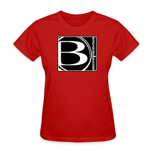 Square Blessed Women's T - col - Women's T-Shirt