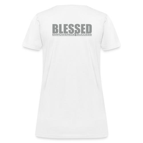 Blessed Logo WM T-Shirt - Women's T-Shirt