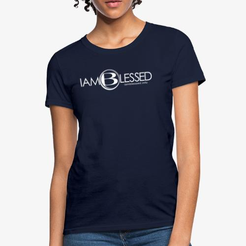 iam Blessed - Women's T-Shirt