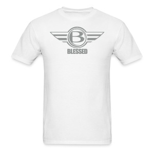 Blessed-Airborn - Men's T-Shirt