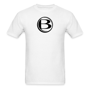 Blessed-B-Center - Men's T-Shirt