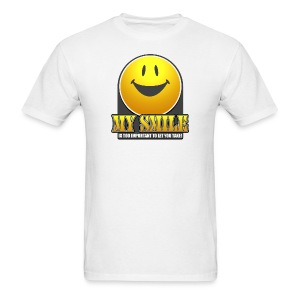 Smile T-Shirt - Men's T-Shirt