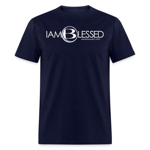 IAmBlessed-Mens-st - Men's T-Shirt