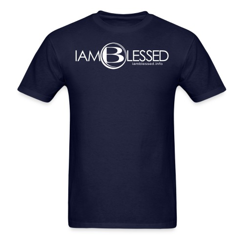 IAmBlessed-Mens-st - Men's T-Shirt