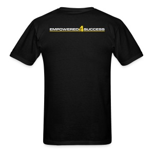 MN-Blessed 2 Squared - Black - Men's T-Shirt