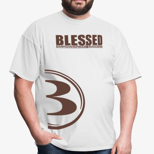 Blessed Big - Men's T-Shirt