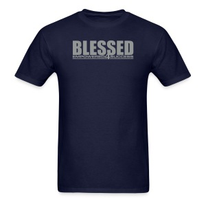 Blessed Empowered T - col - Men's T-Shirt