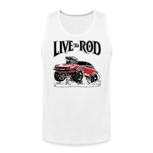 LIVE TO ROD 280Z Mens Tank - Men's Premium Tank