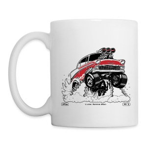 1956 Classic Rodder Mug - Coffee/Tea Mug