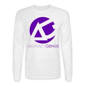 AG Cut out - Long sleeve - Men's Long Sleeve T-Shirt