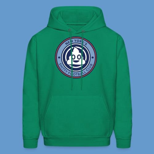 New York's Shitty Football Club - Green Hoodie (men's) - Men's Hoodie