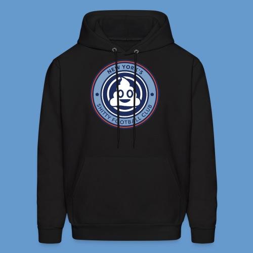 New York's Shitty Football Club - Black Hoodie (men's) - Men's Hoodie