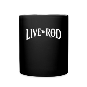 LIVE TO ROD Logo mugs - Full Color Mug