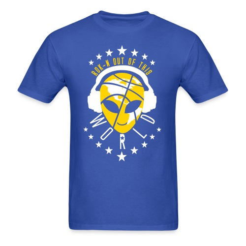 Out of this world - Men's T-Shirt