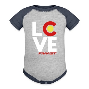 CO Love - Baby Contrast One Piece