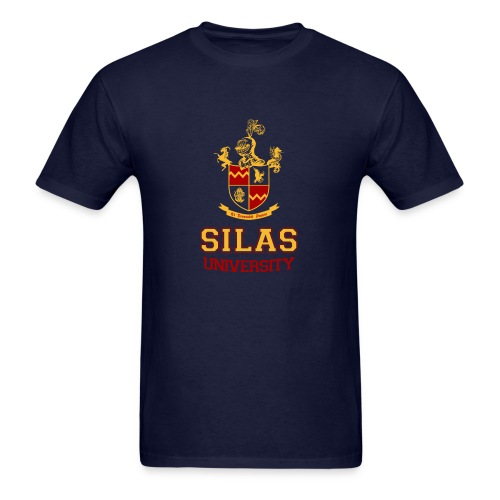 Silas University Men's T-Shirt - Men's T-Shirt