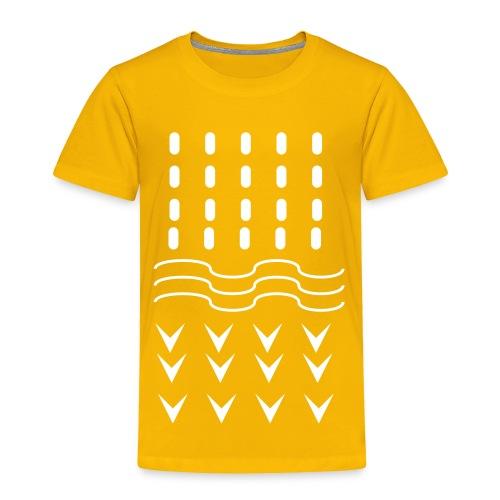 The no slip tee - Toddler Premium T-Shirt