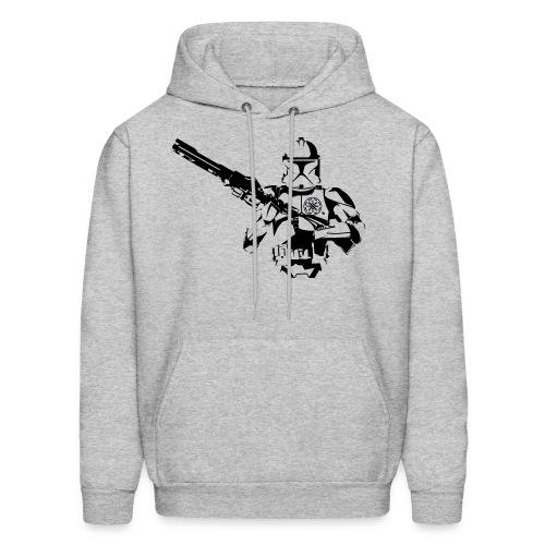 Men's Hyena Trooper Hoodie - Men's Hoodie