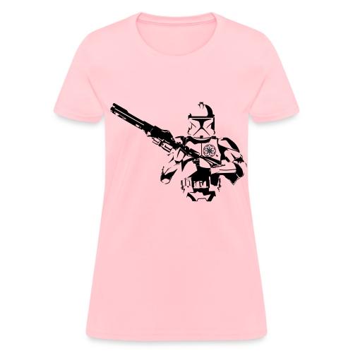 Women's Hyena Trooper T-shirt - Women's T-Shirt