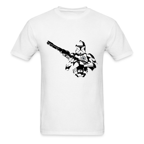 Men's Hyena Trooper T-shirt - Men's T-Shirt