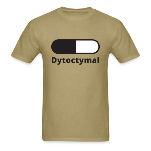 Dytoctymal - Men's T-Shirt