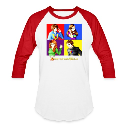 VenturianTale Group - Baseball T-Shirt