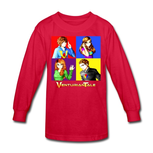 VenturianTale Group - Kids' Long Sleeve T-Shirt