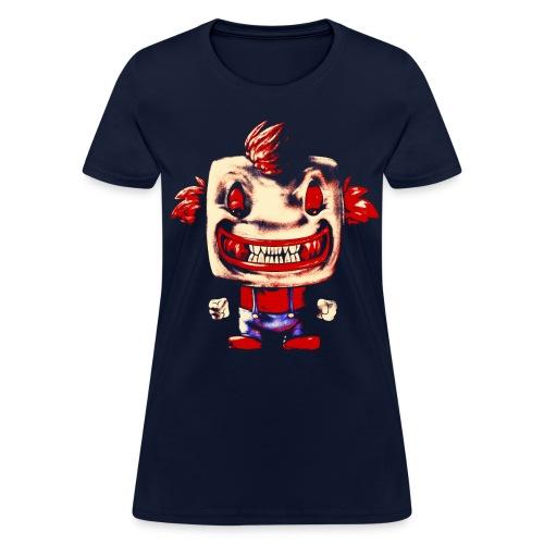 Funny Buddy Faded - Women's T-Shirt