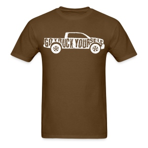 Go Truck Yourself - Men's T-Shirt