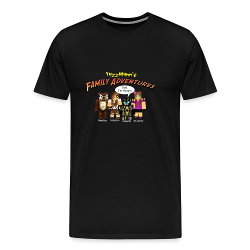 Family Adventures T-Shirt - Men's Premium T-Shirt