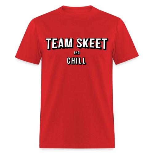 Skeet and Chill - Men's T-Shirt