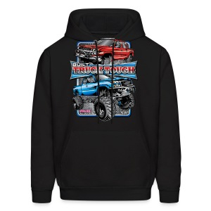 Built Truck Tough Shirt - Men's Hoodie